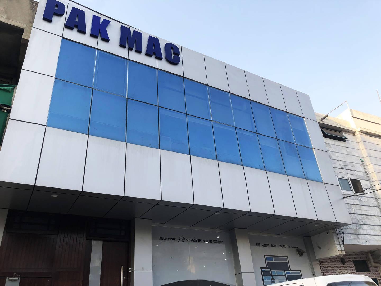 Pak Mac Head Office