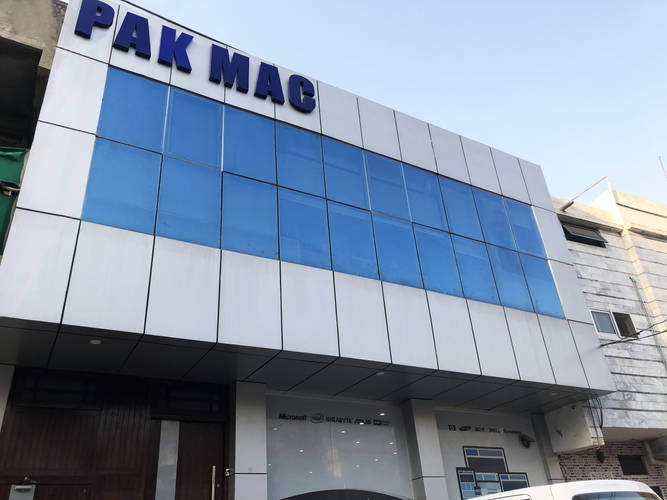 Pak Mac Head Office