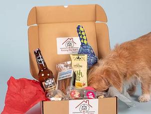 Raising The Ruff - Gift Boxes for Four Legged Friends