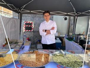 Henry Hampshire - Vegan Italian Street Food