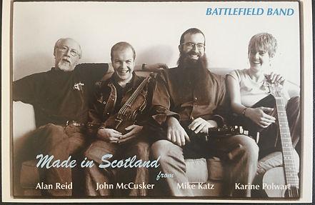Battlefield Band 2000