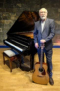 Scottish Folk Singer Alan Reid