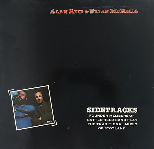 Sidetracks album cover 1978