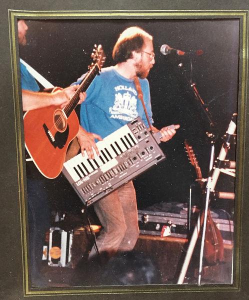 Battlefield Band concert 1980's