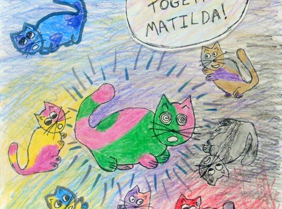 Keep it Together Matilda!