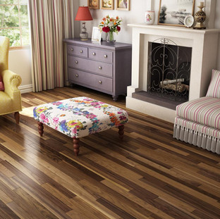 Preverco Noyer Walnut hardwood flooring