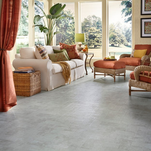 Luxury Vinyl Sheet Mannington Union Way Concrete