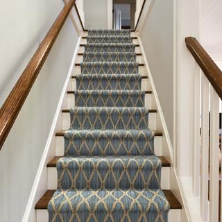 Shaw Marrakech staircase carpet