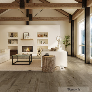 Preverco Chamonix hardwood flooring