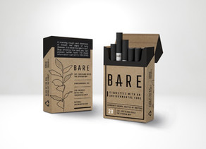 BARE: Cigarettes with an environmental edge