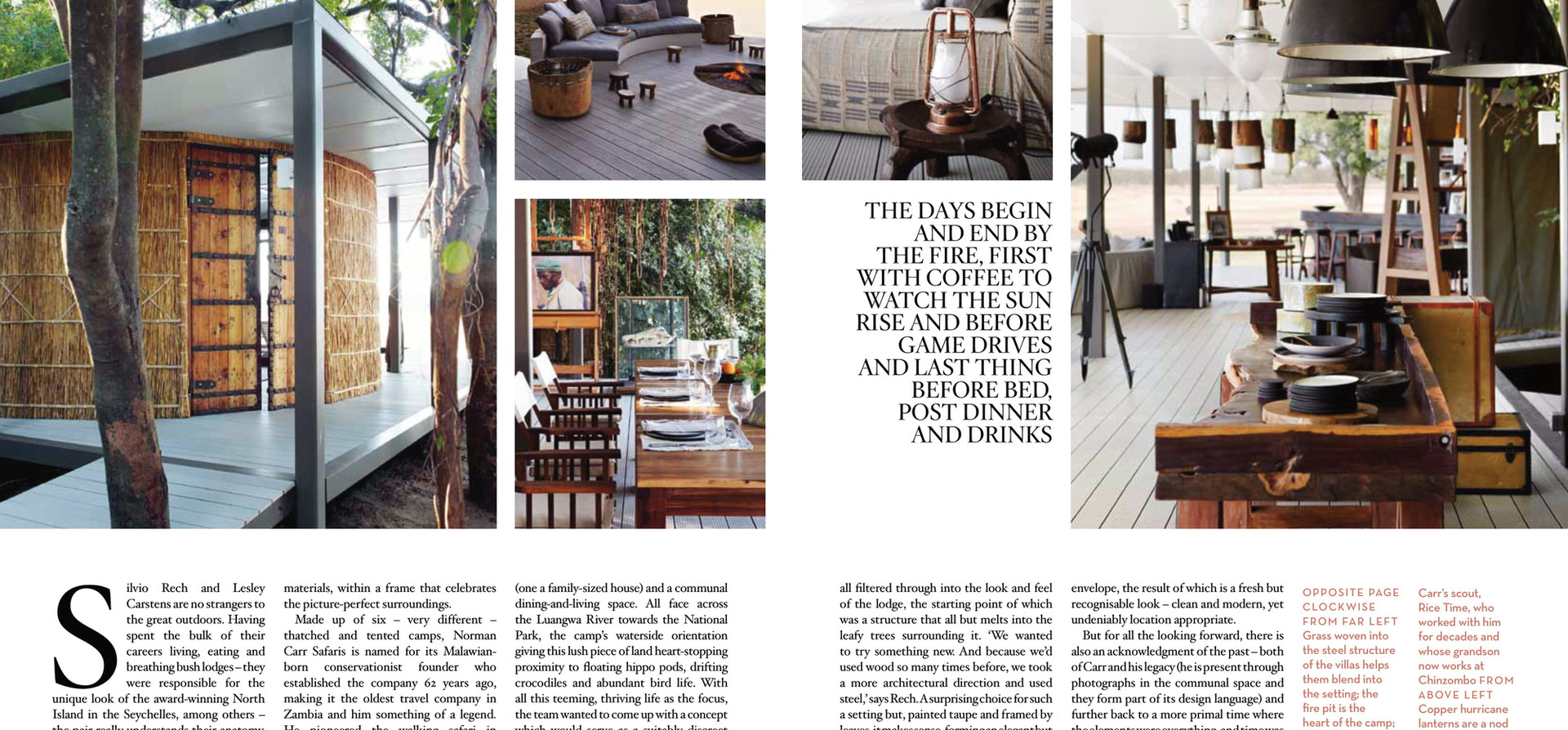 House&Garden - Chizombo - September 2013