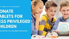Be A Digital Superhero For The Children Of The Village