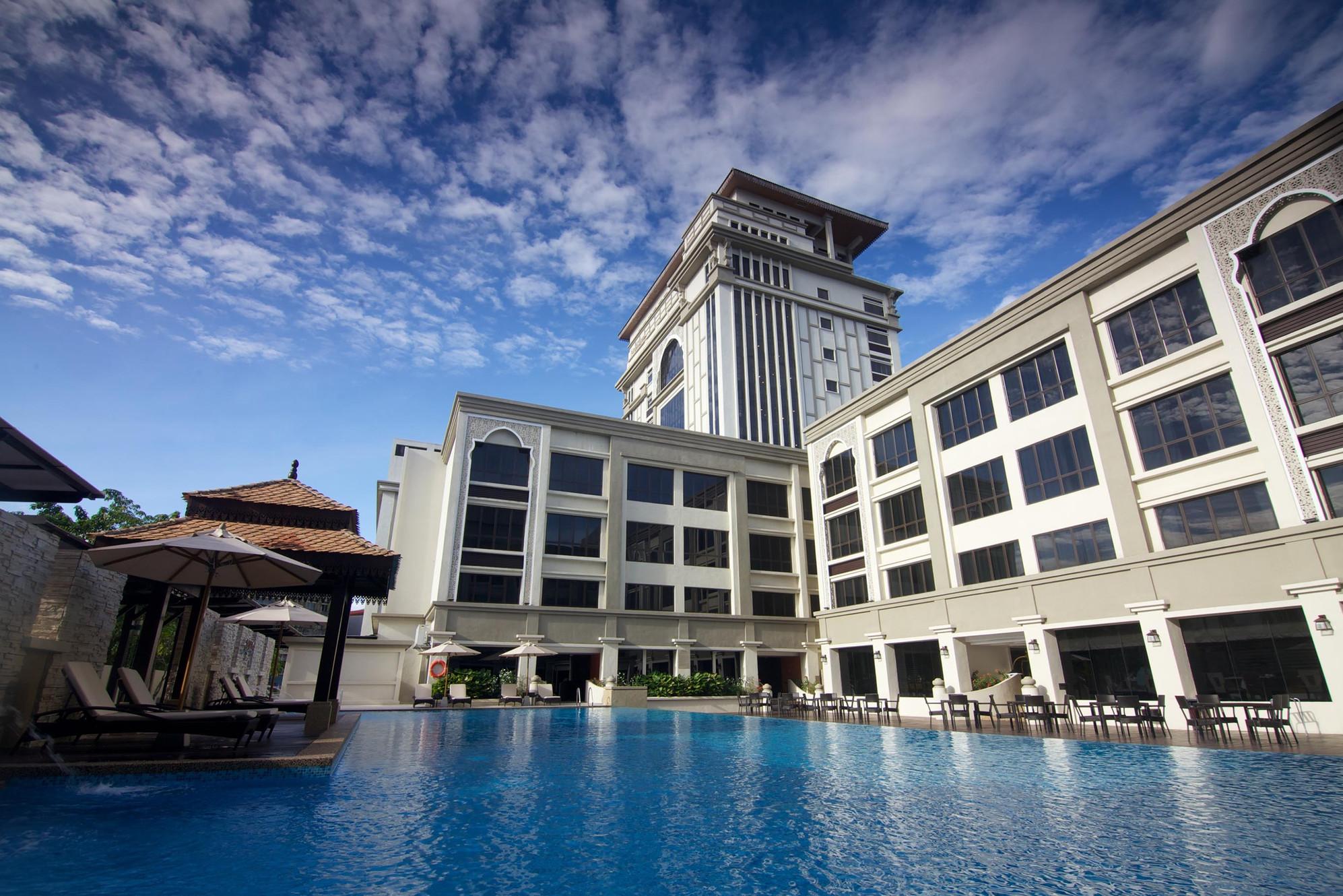 Luxury hotel hotel in Kelantan, Kota Bharu