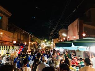 ミハラボ×ひろしまジン大学 三原のナイトマーケット「半どん夜市」