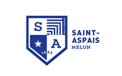 Le lycée Saint-Aspais