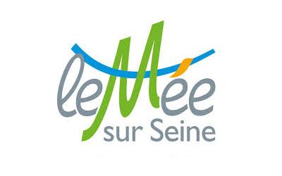 La ville du Mée-sur-Seine