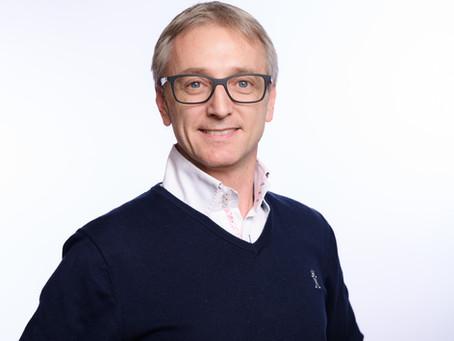 Olivier GILLET, nouveau président de Fidamuris !