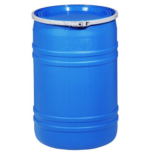 Used HDPE Drums