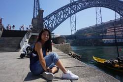 Gia @ Porto, Portugal