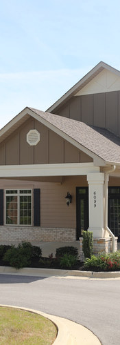 Clubhouse at The Meadows, Owens Cross Roads, AL
