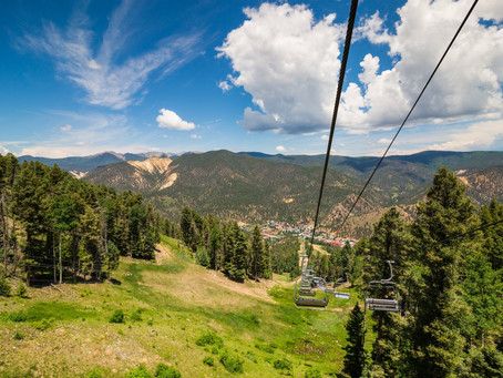 Come ride the Scenic Summer Chairlift!