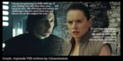 Star Wars The Last Jedi written by Jane Austen