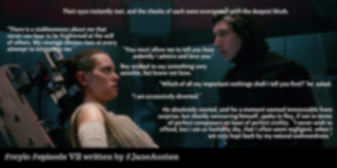 Star Wars The Force Awakens written by Jane Austen