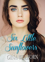 Six Little Sunflowers by Gina Welborn, Forget Me Not Romances