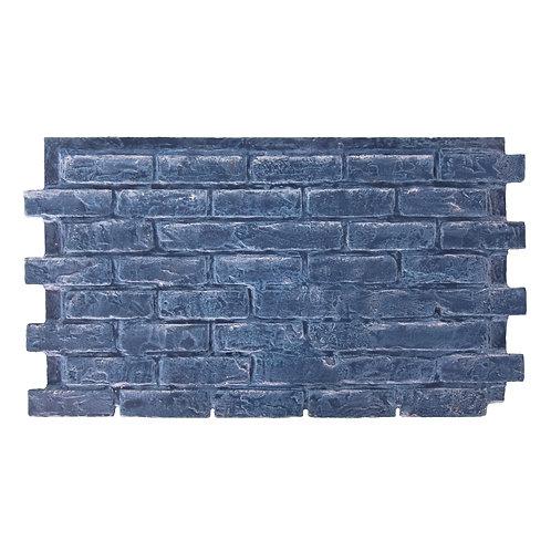 Warehouse Brick Blue