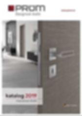 Katalog dveří PRÜM 2020