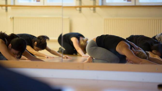 Yoga Schedule- June 2016