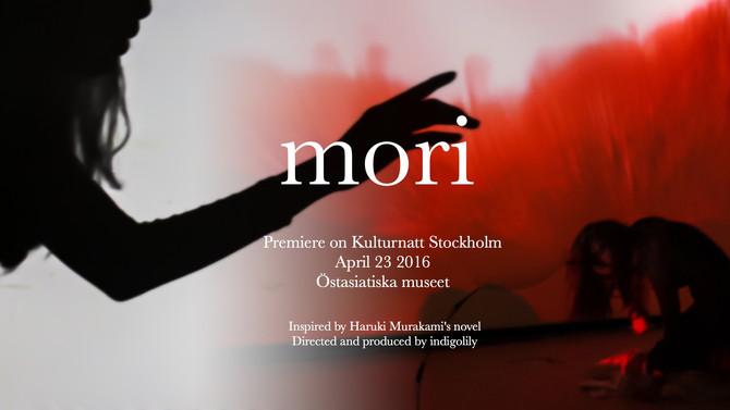 """mori"" on Kulturnatt now on Facebook"