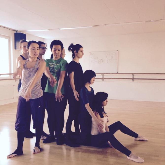 Ny kurs Balettflow i Yogansa