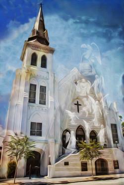 Divine 9 of Mother Emanuel