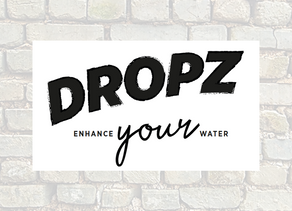 DROPZ: For more taste, health and wellbeing - Enrich your water!