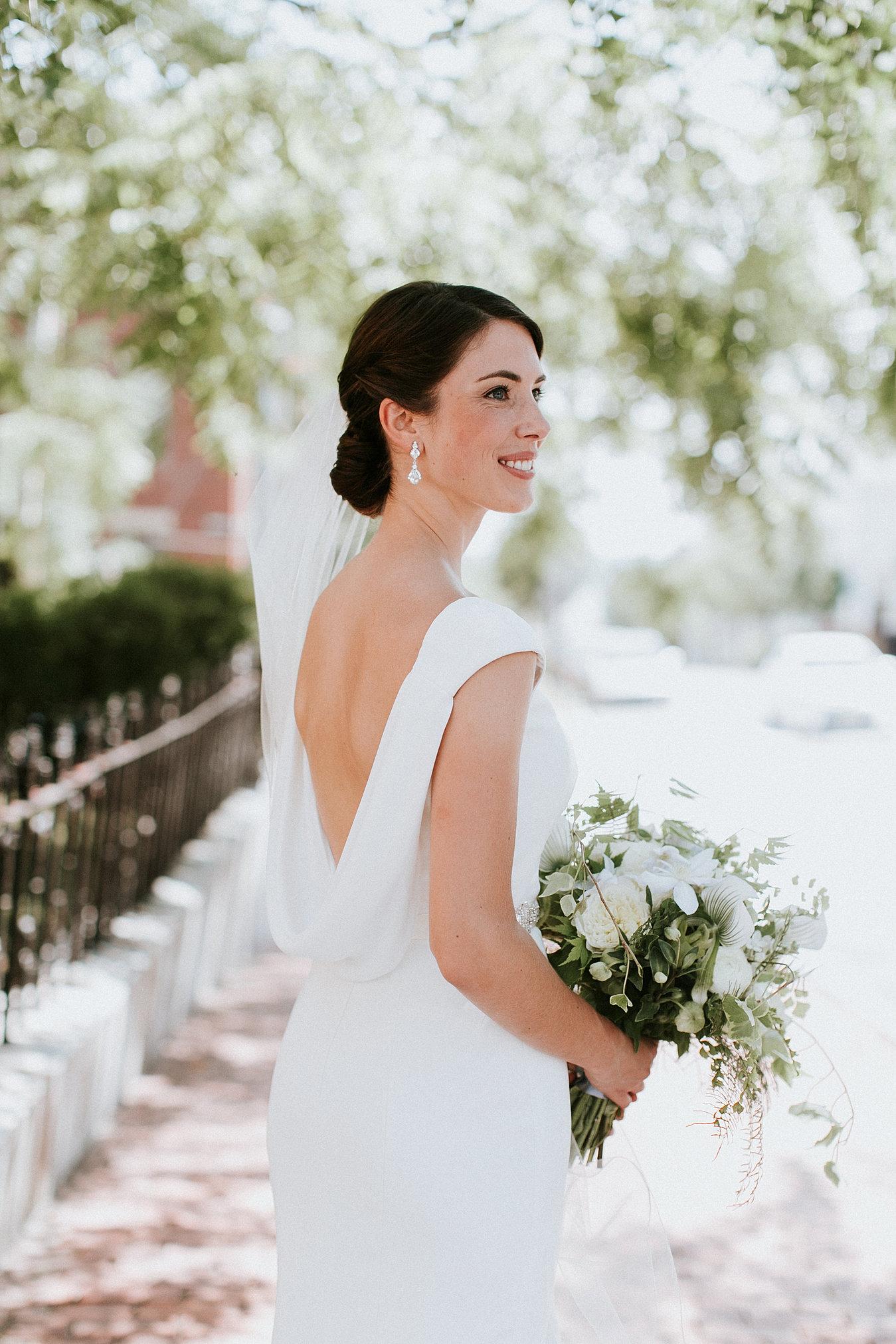 aphrodite salon   wedding hair   bridal hair   specialist   maine
