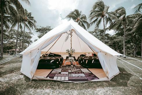 5M Bell Tent + 2 Queen Size Beds (2).jpg