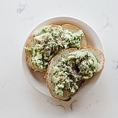 Confleur Avocado Toast