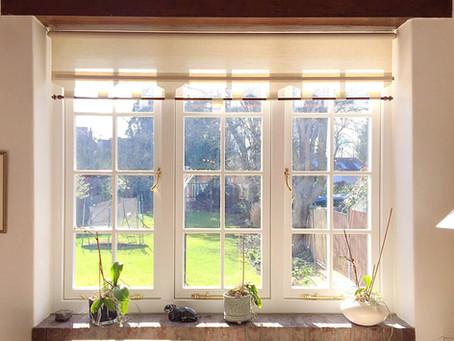 Elegant Casement Window