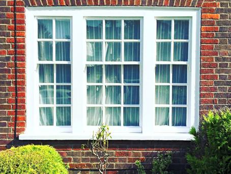 Beautiful Sash Window