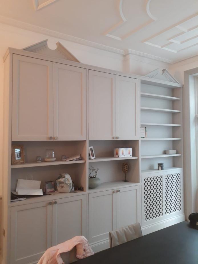 Bookshelf with Storage