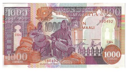 Somali traders heed to Al Shabaab ban on local currency use Ethiopian Birr