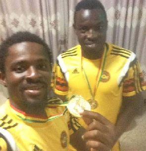 Alex Amuzu signs for Ethiopian side Arba Minch Kenema FC