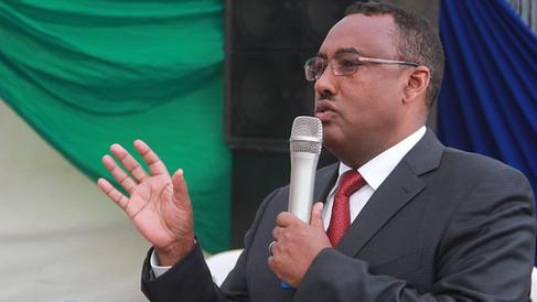 Demeke Mekonnen confirms declining EPRDF chairmanship candidacy