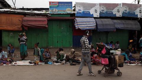 Five-day strike shuts down Ethiopia's Oromia region in bid to free political prisoners