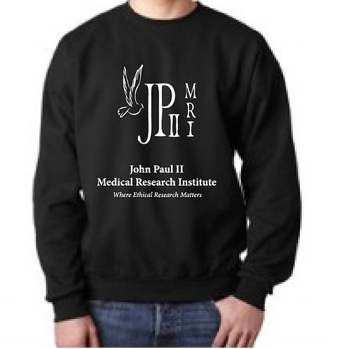 JP2MRI Sweatshirt with White Color Logo (S, M, L, XL)