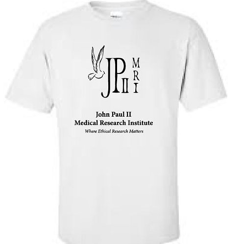 JP2MRI T-Shirt with Black Color Logo (Extra Small)
