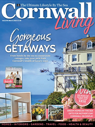 Cornwall Living 12-month Subscription