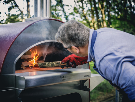 Our great day of outdoor cuisine at Manna From Devon cookery school