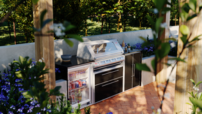 Did you know that an outdoor kitchen can add value to your home or business?